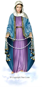 Our Lady of Tear